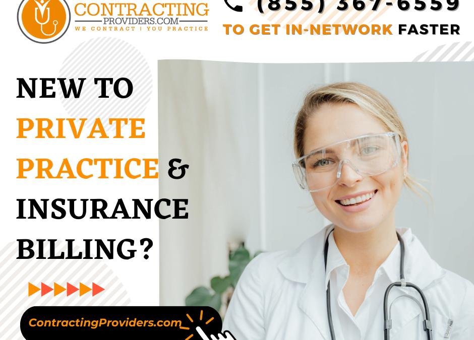 Private Practice & Insurance Billing